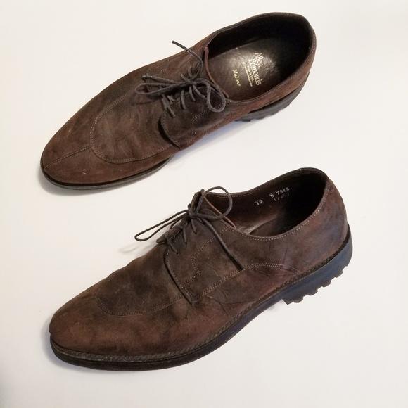 Allen Edmonds Other - Allen Edmonds Malone distressed leather shoe